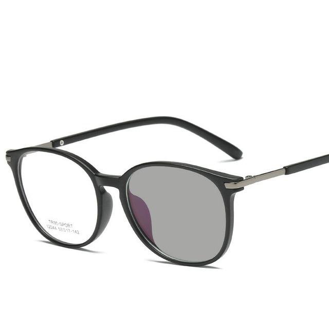 4255cedc1ee9f Anti-UV-reflexivo óculos Multifocal Progressiva Transição Fotocromáticas  Óculos de Sol Óculos De Leitura