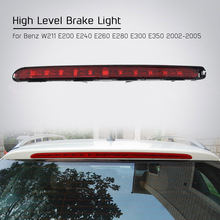 for Benz W211 E200 E240 E260 E280 E300 E350 High Level Brake Light Rear Tail Stop Lamp LED 2002 2003 2004 2005