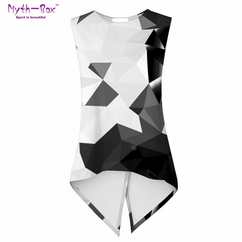 цена Summer Women Sport Vest Patchwork Print Women Yoga Shirt Running Vest Quick Dry Crop T-shirt Cross Tank Tee Top Gym Loose Blouse