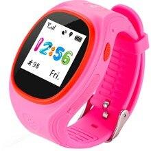 Moveski S866A Crianças GPS Smartwatch Bluetooth relogio À Prova D' Água Crianças Posicionamento SOS Relógio Para iOS Android Phone