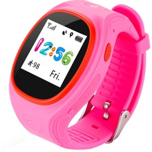 Moveski S866A Kids GPS Smartwatch relogio Bluetooth Waterproof  Children Positioning Watch SOS  For iOS Android Phone
