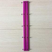 3 Pairs Vendita Calda di Plastica del Pattino di Protezione Rotaie Rotaie di Skateboard Strada Per La Protezione del Camion de Skate