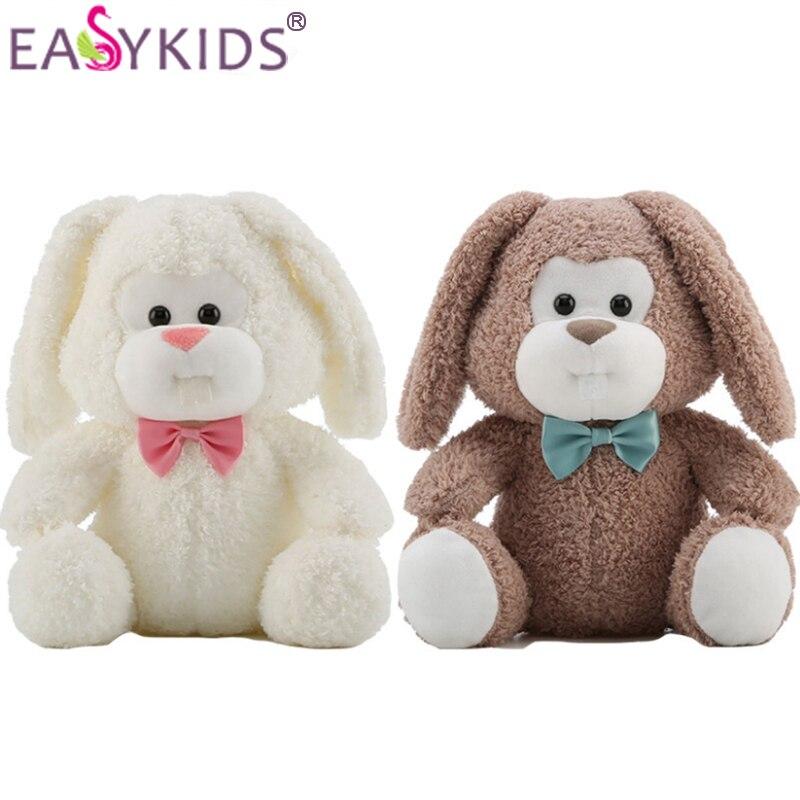 Lovely Kids Long Ear Rabbit Plush Doll Toys Stuffed Animal Baby Sleeping Doll Girls Big Eyes Bunny For Children Birthday Gifts (6)
