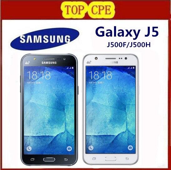 Hot selling original unlocked refurbished Samsung Galaxy J5 J500F J500H 8GB ROM 1 5GB RAM