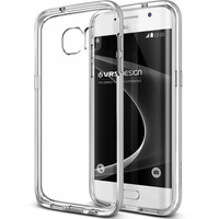 Original VERUS For Samsung Galaxy S7 Crystal Case Slim Fit Hard Frame Soft Rubber Clear Back