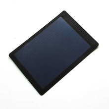 Hot 1.5W 1.5V 1000MA Amorphous Silicon Waterproof Foldable Solar Cell Flexible Solar Cell DIY Charger 5PCS/Lot Free Shipping