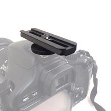 Di alluminio 21 millimetri rail Mount fit red dot sight scope Adattatore Hot Shoe per C anon per Nikon DSLR Camera uccelli Fotografia caccia