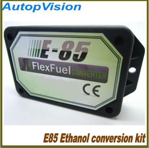 E85 kit de conversion 6cyl avec démarrage à froid asst biocarburant e85, voiture éthanol, convertisseur bioéthanol-in Transmission et câbles from Sécurité et Protection    1