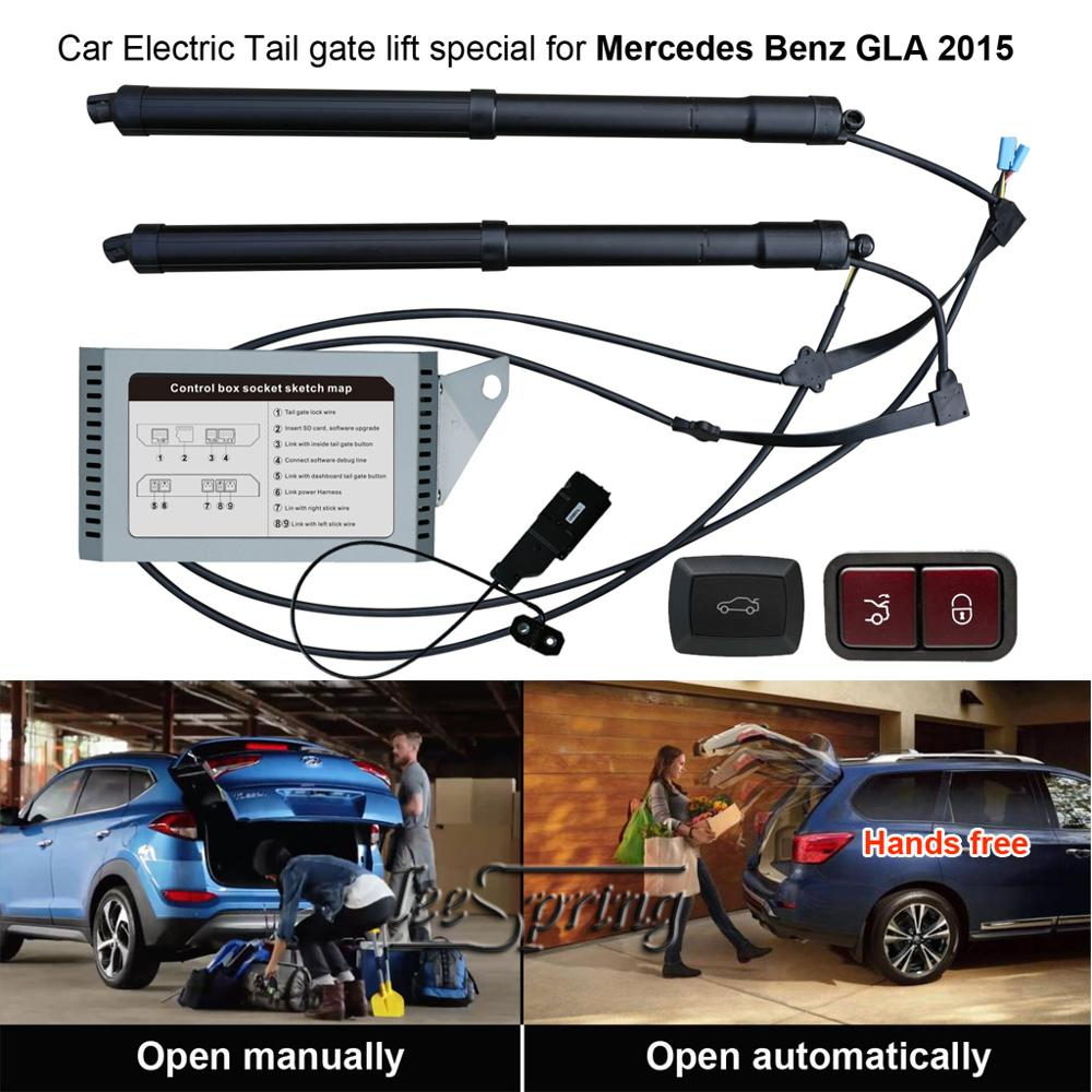 Smart Auto Electric Tail Gate Lift Special For Mercedes Benz GLA 2015