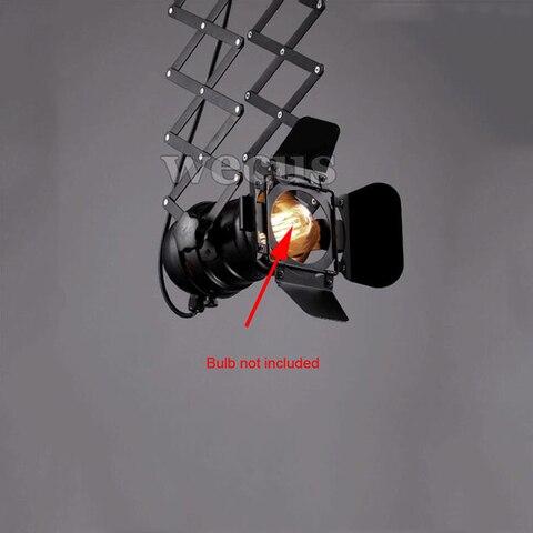 luz restaurante lampada pendurada interior