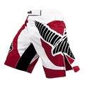 La nueva formación pantalones deportivos de fitness de Combate Muay Thai fighting Tiger Muay Thai ropa de boxeo cortos Hayabusa mma pretorian