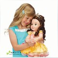 Genuine fairy tale princess doll, Cinderella / Snow White /Sleeping Beauty / Beauty and the Beast / Mermaid,dolls for girls