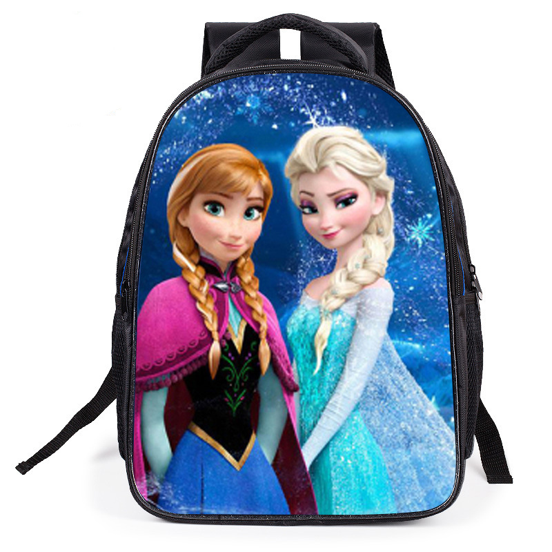 Cartable Enfant Children School Bags For Girls Printing Schoolbag Kindergarten Primary School Students Kids Backpacks