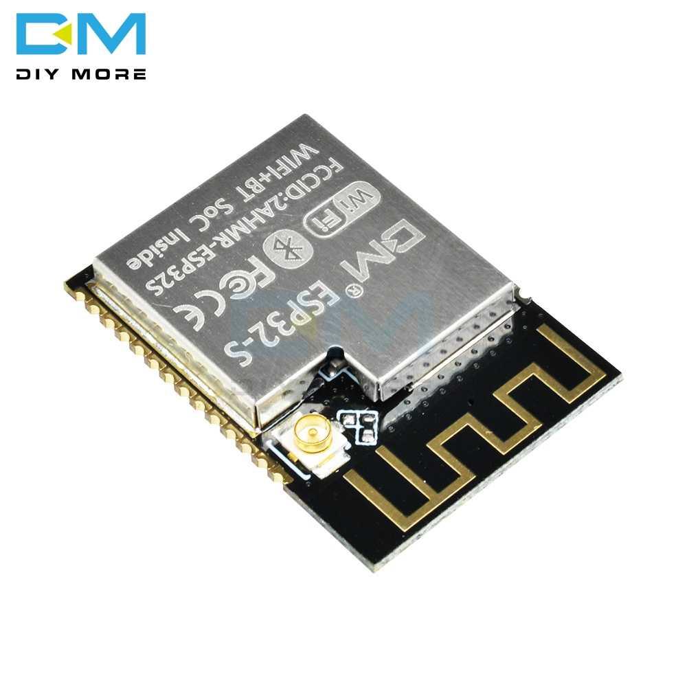 OV2640 ESP32-CAM inalámbrico WiFi Bluetooth módulo Cámara Placa de desarrollo DC 5V ESP32 Dual-core de 32-bit CPU 2MP TF tarjeta OV7670