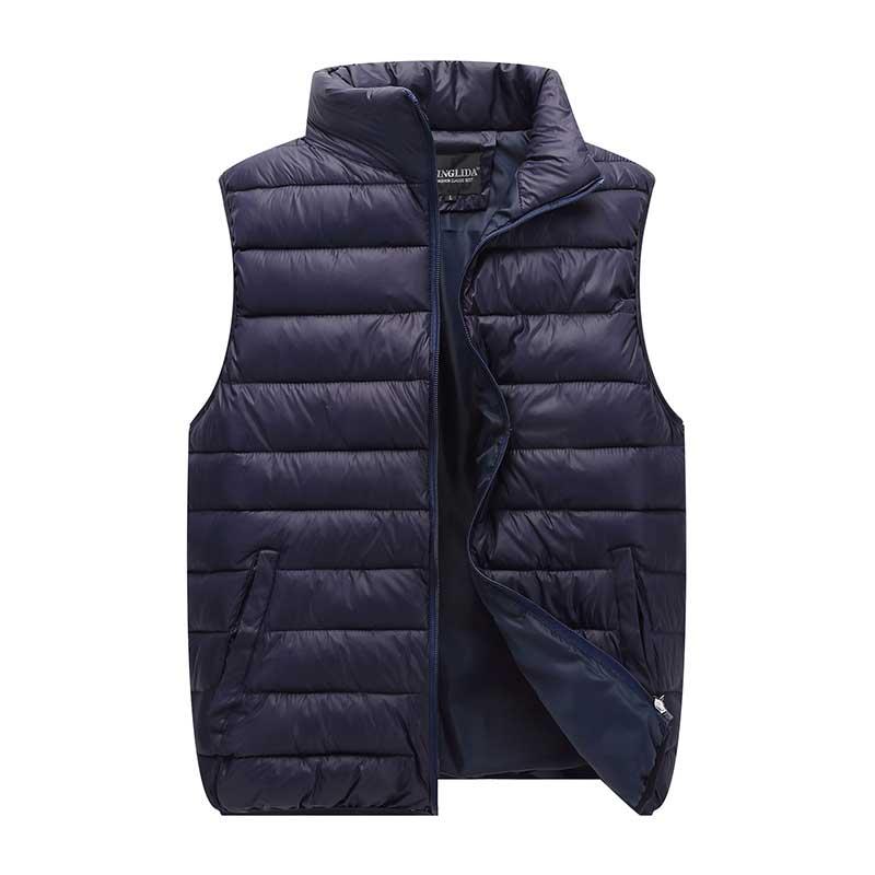 brieuces Vjeshtë dimër Vest Meshkuj Qëndroni modë arift Menifti - Veshje për meshkuj - Foto 4