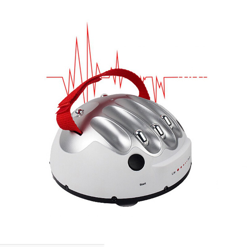 1pc Polygraph Micro Electric Shock Lie Detector Truth Game Toy Test Shocking Liar Toys With Retail Box Fake News Just For Fun Toys & Hobbies