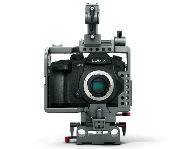 TILTA ES T37 Panasonic GH4/GH5 Camera Lightweight rig Cage supports 15mm rod free shipping