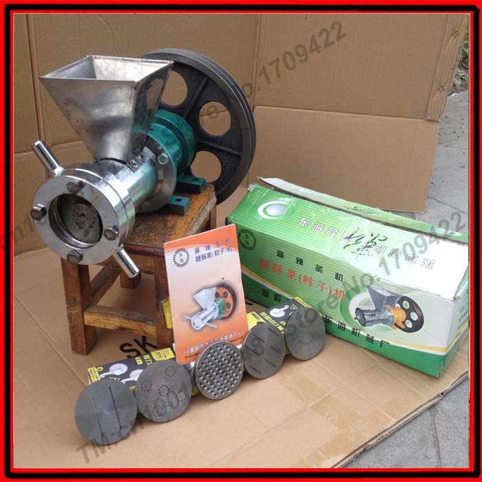 US $166 0 |Multifounction wheat flour puffed food extrusion machine, flour  puffing food extruder(without motor and frame)-in Food Mixers from Home