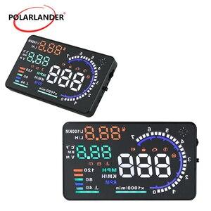 Car HUD GPS PolarLander Car HU