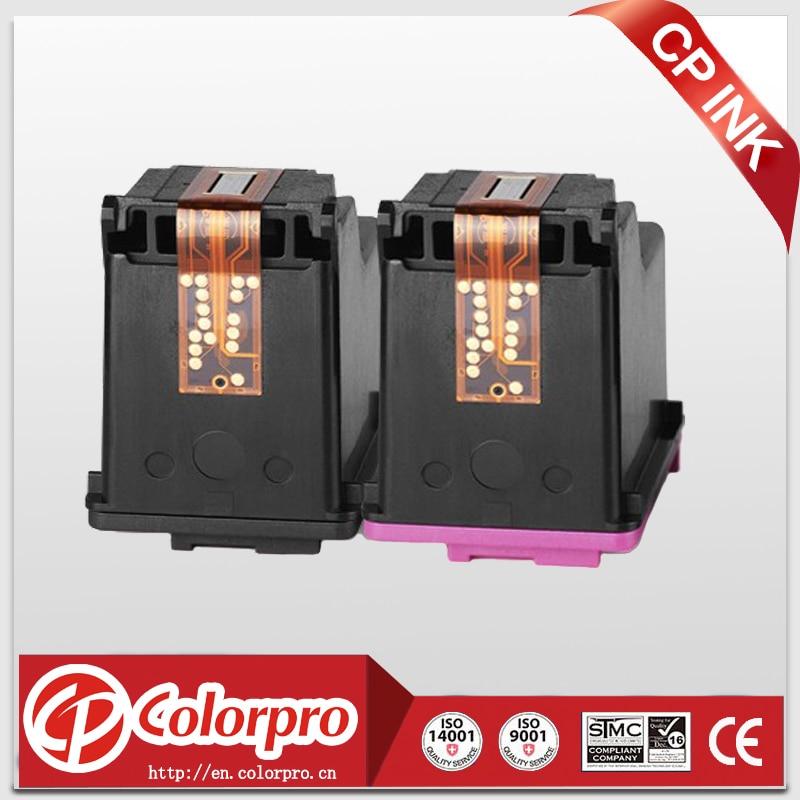 CP INK Көтерме 2PK HP DeskJet 1110 2130 үшін HP 302 302XL - Кеңсе электроника - фото 3
