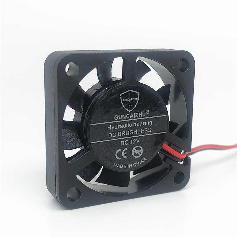 4010 Hydrulic Bearing Fan 40MM 4CM 40*40*10mm  Fan For South And North Bridge Chip Graphics Card Cooling Fan DC5V 12V 24V 2pin