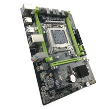 X79 M2 Motherboard Lga2011 Atx Usb3.0 Sata3 Pci-E Nvme M.2 Ssd Support Reg Ecc Memory And Xeon E5 Processor цена