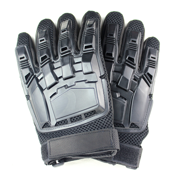 CAR-partment Full Finger Tactical Gloves Military Airsoft Hunting Assault Combat