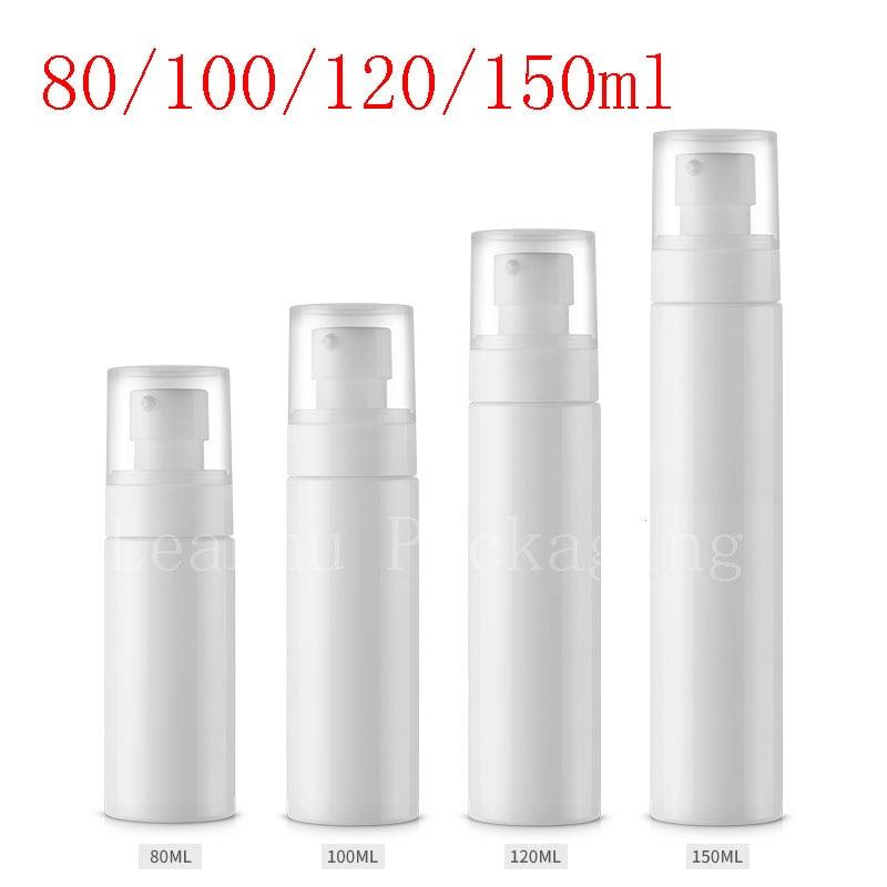 80ml 100ml 120ml 150ml white lotion pump spray pump (1)