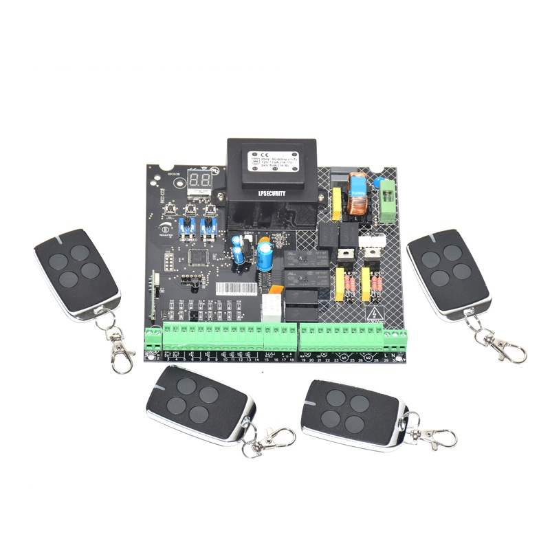 400kg Electronic Motor Card Plate Circuit Control Board PCB For 220V Engine Automatic Swing Gate Door Operator