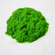 A3-08 flock adhesive Model viscose grass wool toppings material building model terrain