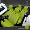 Высокое качество зеленый автомобильные аксессуары автокресло обложки для женщин украшение и защита для авто жизнь GFZFL3D-Q-31