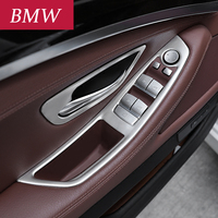 Car Interior Window Glass Lifter Buttons Sequins For BMW X1 X3 X4 X5 X6 1 2