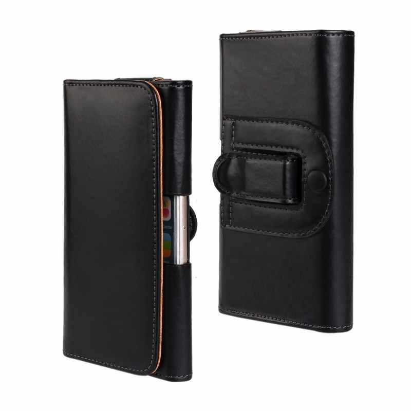 4,8 to5.5 дюймовый универсальный кошелек пояс клип чехол Флип кожаный чехол для Xiaomi mi 4i телефон Сумки Для Сяо mi 4i + Бесплатный подарок ручка