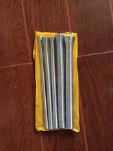 5 jogos chapeados zinco do dobrador do tubo da mola do fio de aço dos pces