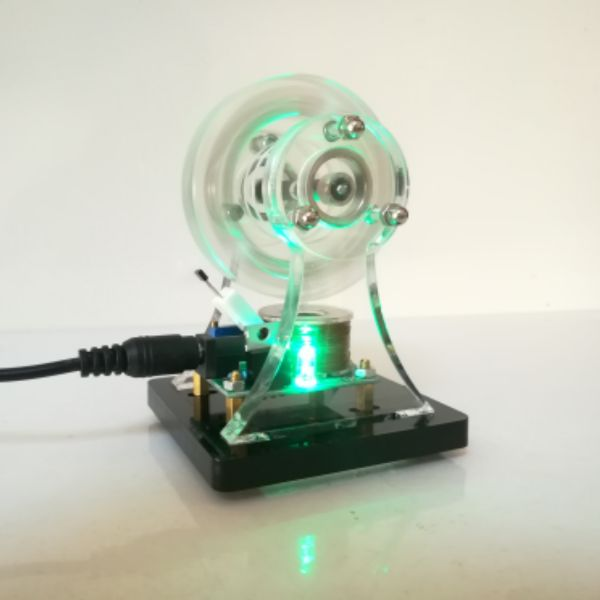 Magnetic Levitation Motor / Magnetic Motor / Brushless Hall Motor / Teaching Laboratory Supplies / Magnetic Suspension Bearings
