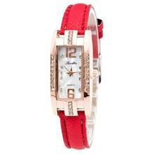Hot Sales Women's Pointer Quartz Watch Simple Style Bracelet Watch Women Ladies female fashion dress quartz Wrist Watches relogi