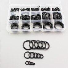 PCP Пейнтбол бутадиен-нитрильный каучук кольца из фторированной резины Прочный черный воздушный уплотнительное-образных уплотнительных кольца прокладка гнезда замены 15 Размеры быстросъемное крепление 200 шт./кор