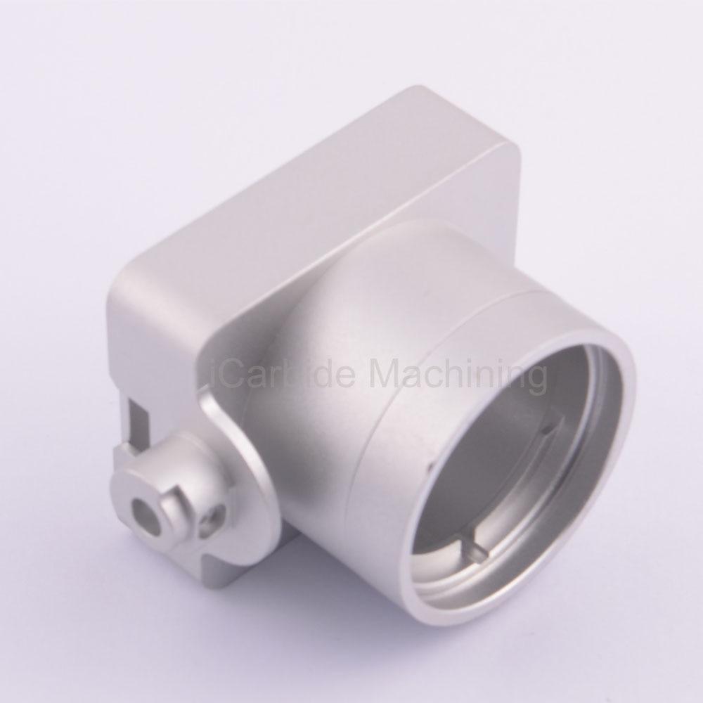 For DJI Phantom 3 Camera Case Replacement Pro/adv CNC Mill Aluminum Parts phantom канистра пластиковая для гсм phantom 10л