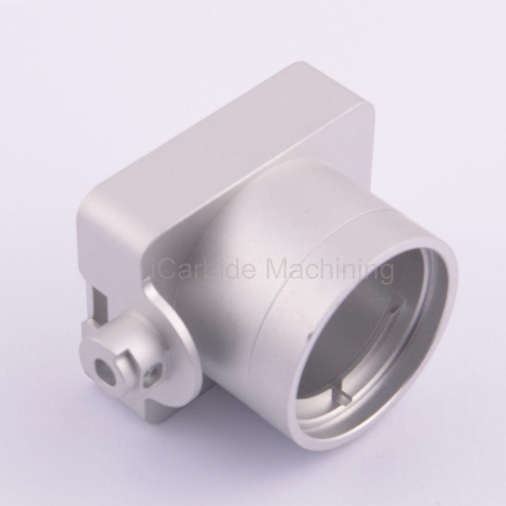 Pour DJI Phantom 3 remplacement de boîtier de caméra Pro/adv pièces en aluminium de moulin à CNC