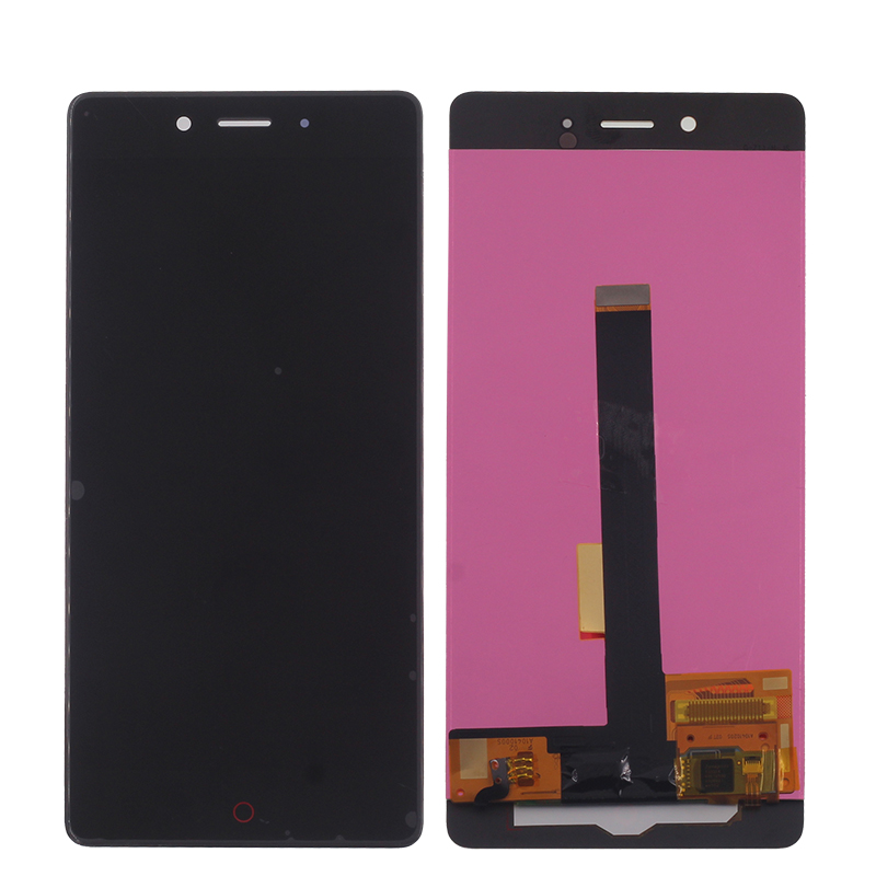 ФОТО Black/White/Gold LCD+Touch Screen For ZTE Nubia Z11 LCD Display+Touch Screen Digitizer Assembly Smartphone Replacement Original