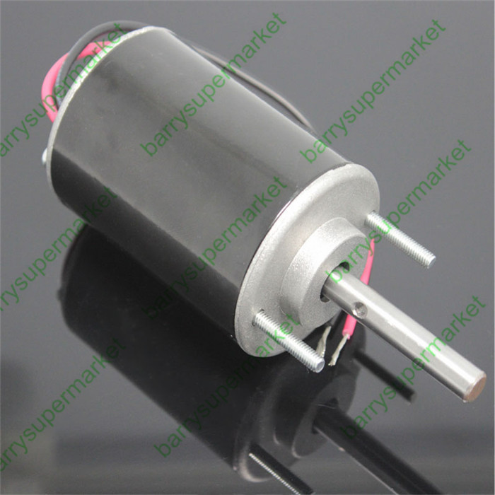 Adjustable 3000-6000rpm High-speed marshmallow motor 12V24V DC motor reversing motor CW/CCW