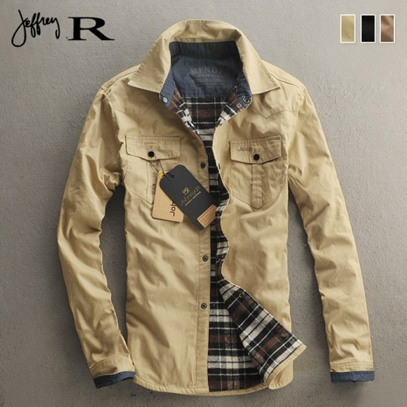 Cotton Jacket Mens - Fashion Ideas