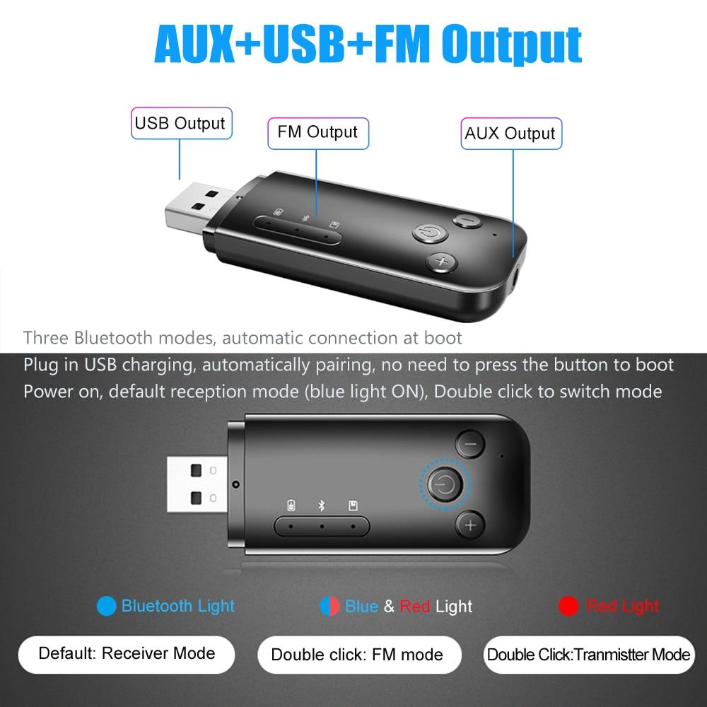 E0231 Bluetooth Receiver Transmitter (17)
