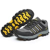 RUIMO Clorts Sneakers Female Hiking Shoes Camping Salomones Men Leather Shoes Men Redmond Leather Shoes Men