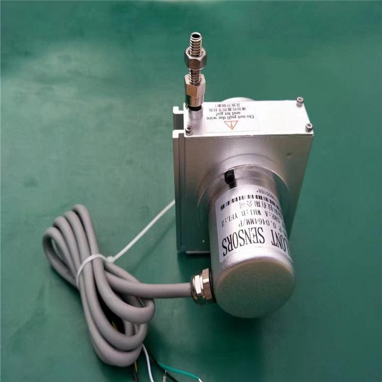 MPS-S-1000-P 1000 saída de pulso faixa de 1000mm-6000mm corda de Fio de Cabo do sensor do sensor codificador