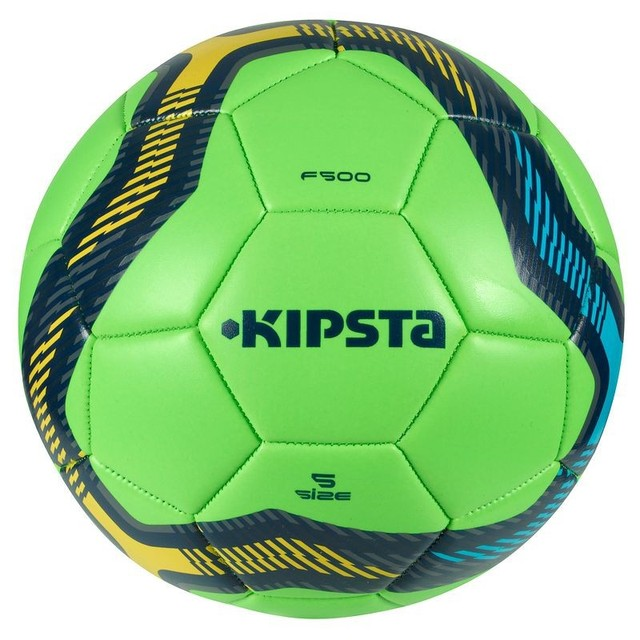 c421110d9 Genuine Decathlon kipsta F500 sandever Beach Soccer ball outdoor Summer  green Soft material wear-resistant Size 5 football ball