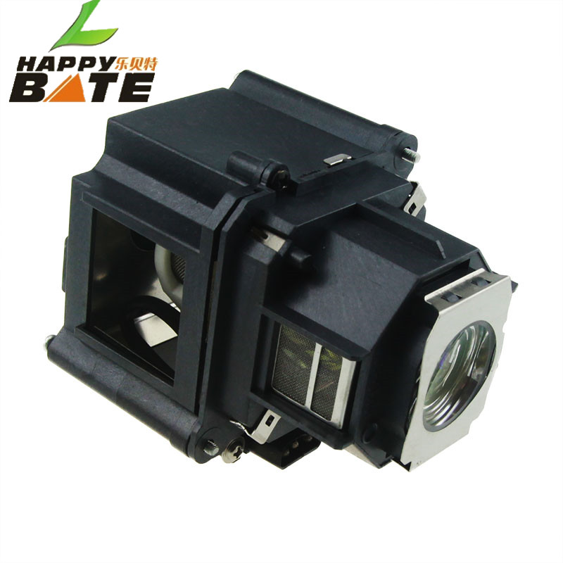 Lámpara compatible con HAPPYBATE con carcasa ELPLP47 / V13H010L47 - Audio y video casero