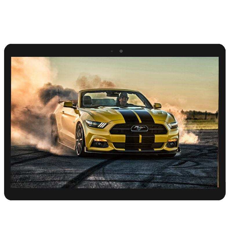 Здесь продается  Newly Upgraded Big Screen 10.1 Inch Android Tablet Octa Core 4GB RAM 32GB 64GB Tablette Built-in 3G 4G LTE Dual SIM Card Wifi   Компьютер & сеть