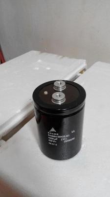B43564-S9428-M1  Aluminum Electrolytic Capacitors - Screw Terminal 4200uF 400V aluminum electrolytic capacitors leaded 100uf 35v 20