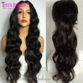 180 Density Full Lace Wig Virgin Brazilian Body Wave Human Hair Wigs/Lace Front Wig Glueless Full Lace Wigs For Black Women